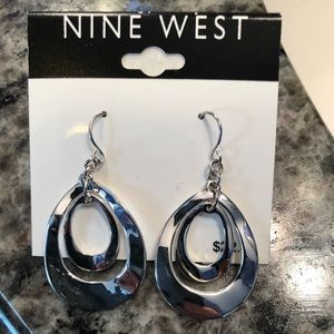 Earrings new with box